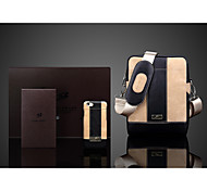 regiões ocidentais lazer negócio saco crossbody ipad bolsa de ombro bolsa + iphone 6plus / 6s mais caso de volta