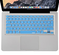 XSKN French Language Keyboard Cover Silicone Skin for Macbook Air/Macbook Pro 13 15 17 Inch US/EU version