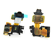 For Sony Xperia Z3 D6633 D6616 Audio Jack Head Phone Flex Cable Ribbon Parts New