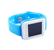 U9 Bluetooth Smart Armbanduhrtelefon paaren Sport Pedometer für Android&ios iphone Handy 3color Smartwatch