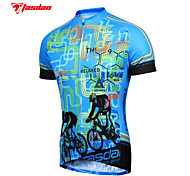 Tasdan Men's Cycling Clothing Cycling Jerseys Short Sleeve