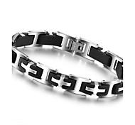 Bracelet ( Acier au titane ) Vintage