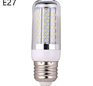 8W E14 / E26/E27 LED a pannocchia B 120 SMD 3014 700 lm Bianco caldo / Luce fredda Decorativo AC 24 / DC 24 V 1 pezzo