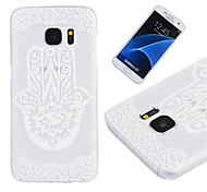 Gesture Pattern PC Material Phone Case for Samsung Galaxy S4/S5/S6/S4Mini/S5Mini/S6edge/S7/S7edge