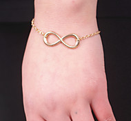 Party / Casual Alloy Link/Chain Bracelet