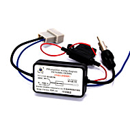 Car Pre-wired FM Radio Aerial Antenna Signal Amplifier Booster Fits for Nissan