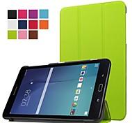 protettivo casi tablet in pelle casi staffa custodia per Samsung Galaxy Tab 8.0 e