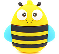 ZPK25 32GB Bee Yellow Cartoon USB 2.0 Flash Memory Drive U Stick