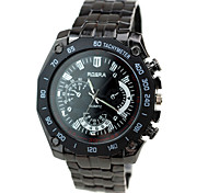 Men's Watch BLACKSTEEL's Gun With Domineering Quartz Watch