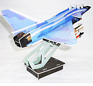 Firebird 10 F-10 J-10 3D Puzzles Paper DIY Toys Modeling Toys