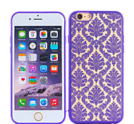 Auspicious Color Relief TPU+PC Mobile Phone Protection Shell Chinese Style for iPhone 6/6S 4.7""