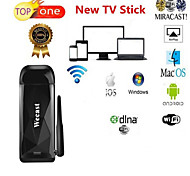 wecast dongle tv palo ota mirascreen para android ios sistema operativo Windows tan bueno como ezcast cromo