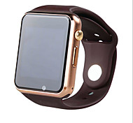 W8 Bluetooth 3.0A1 Smartwatch Mobile Phone Card Quasi GPS Positioning Micro CH Push