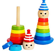 Clown Shaking Tower for Infant(0-2 years old)