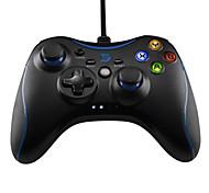 zhidong® negro& n azul controlador wireled para PS3 / teléfono androide / caja de TV / PC