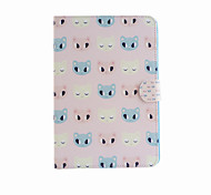 7.9 Inch High Quality PU Leather Case with Stand for iPad Mini 4(Assorted Colors)