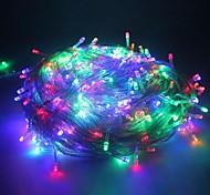 König ro 100LED 8-Modus Urlaub Licht Weihnachtsdekoration wasserdichte Schnurlicht (kl0006-rgb, weiß, warmweiß)