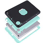 Robot shock drop crash-proof protection shell for iPad Mini 3/2/1