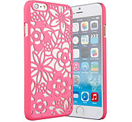 Flower Color Relief Mobile Phone Protection Shell Chinese Style for iPhone 6/6S 4.7""