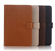 Genuine Leather Pattern High Quality Wallet Case for Samsung T520/T320/T800/T700/T550/T350/T330/T530(Assorted Colors)