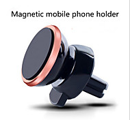 Magnetic Vehicle Air Outlet Support /360 Rotary Mobile Phone Holder