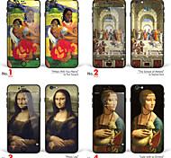 "iphone 6 / 6с тела наклейка кожа искусства: ""Работы Гогена, Рафаэля Санти, Леонардо да Винчи"" (шедевры серии)"