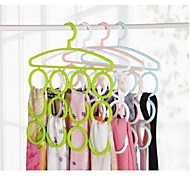 Hangers Plastic with convenient pack , Feature is Open , For Cloth