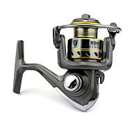 Mulinelli per spinning 5.2:1 7 Cuscinetti a sfera IntercambiabileSpinning / Pesca di acqua dolce / Altro / Pesca con esca / Pesca