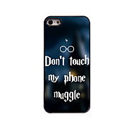 Muggle Design Aluminum Hard Case for iPhone 5/5S
