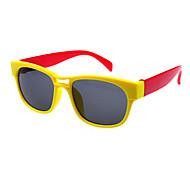 Gafas de Sol niños'sModa / Geek y Chic / Estilo de gafas de sol Anti-UV / 100% UV400 Cuadrado Múltiples coloresGafas de Sol / Casual /
