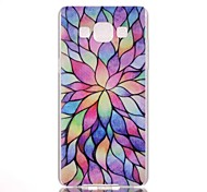 Petal Pattern PC Phone Case For Samsung Galaxy A5 / A3 / A3(2016) /A5(2016) /A7(2016)