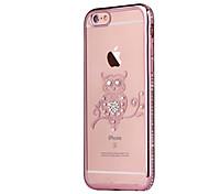 Назначение Кейс для iPhone 6 Plus Чехлы панели Чехол Кейс для Мягкий Термопластик для iPhone 6s Plus iPhone 6 Plus