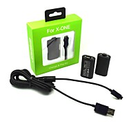 1400mAh XBOX ONE Wireless Controller Charge & Play Kit