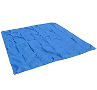6 Holes Oxford Cloth Mat Camping Rainproof Sunshade Cloth