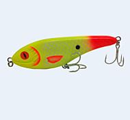 """1 pc Esche rigide Giallo 76 g/> 1 Oncia,160 mm/6"""" pollice,Plastica dura / Tessuto sinteticoPesca di mare / Pesca a mosca / Pesca a"""