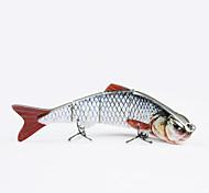 """1 pcs Isco Duro N/A 18 g/5/16 / 5/8 Onça,130 mm/5"""" polegada,Plástico DuroIsco de Arremesso / Outro / Pesca de Isco / Pesca Geral / Pesca"""