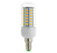 4W E14 / G9 / GU10 / B22 / E12 / E26 / E26/E27 LED Corn Lights T 56 SMD 5730 700 lm Warm White / Cool White AC 85-265 V 1 pcs