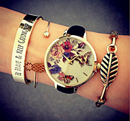 2016 Unisex's Watch Print the Butterfly Quartz Waterproof Sports Watch PU Fashion Watch(Assorted Color) Cool Watches Unique Watches