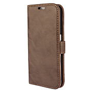 PU Leather Flip Skin Cover Wallet Card Slot Case Stand for Samsung Galaxy S6