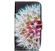 patrón de espina de la PU funda de teléfono de cuero para Samsung Galaxy J7 (2016) / J5 Galaxy (2016)