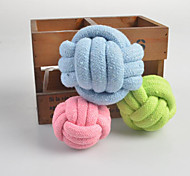 Wear Woven ball Pet Chew Toy(Random Color)
