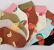 12 paia calze di cotone delle donne calze sportive di alta qualità per la corsa / yoga / fitness / calcio / golf