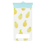 Cartoon Pineapplet Pattern Mobile Phone Waterproof Bag for iPhone 7 6s 6 Plus