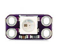 CJMCU-2812B WS2812B RGB LED 4-Pin Driver Board Module