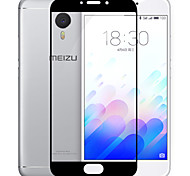 Meizu m3 note Screen Protector, Premium Tempered Glass 9H+ Hardness Anti-scratch From Knife High Definition Ultra Clear