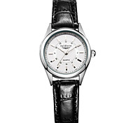 Women's Genuine Leather Water Proof Simple Wrist Watches Cool Watches Unique Watches