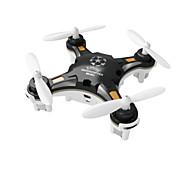 fq777-124 Tasche Drohne 4ch 6axis Kreisel quadcopter mit umschaltbarer Regler rtf