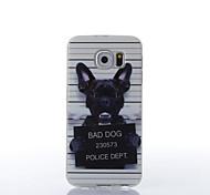 Hundemuster tpu + imd weiche Tasche für Samsung Galaxy S6 / s6edge / s7 / s7edge