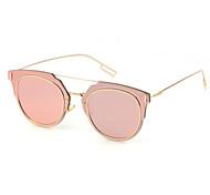 Sunglasses Women's Modern / Fashion Flyer Black / Silver / Gold / Blue / Gray Sunglasses Full-Rim
