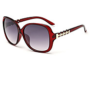 Women's Fashion 100% UV400 Browline Sunglasses